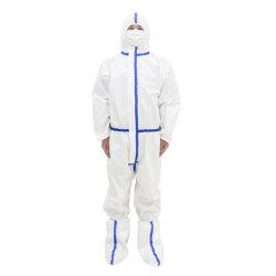 Vestito protettivo di sicurezza non tessuta a gettare del lavoro