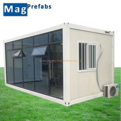 Made in China 20ft Flat Pack Container House für Büro