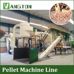 Fabricant de machine à granulés de sciure - usine de moulin à granulés, les copeaux de bois, du papier, du carton, de l'herbe, du foin, de la paille, du fourrag