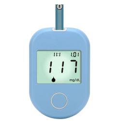 ホーム糖尿病テストストリップのための血ブドウ糖メートルのGlucometerの血ブドウ糖のモニタ