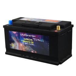 LiFePO4電池の車のバッテリー12V 768whのリチウム隣酸塩イオン自動車CCA1300