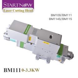 Testina di taglio laser in metallo Empower per messa a fuoco automatica serie BM Raytools 1.5kw 3300W Bm109 Bm111 Bm114s per macchina da taglio laser in fibra