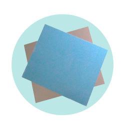 أعلى أوكازيون قابلية التوصيل الحراري قاعدة 18 ميكرون من الألومنيوم نحاسي برقاقة ألومنيوم نحاس مغطى لحلبة