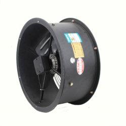 250 мм на заводе высокое качество вентиляции вытяжной вентилятор осевой трубы стальные Exhauster дыма