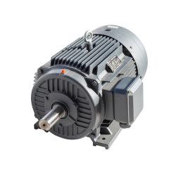 Motor Industrial de íman permanente trifásico Ye4/Ie1 AC Motor eléctrico para máquinas industriais