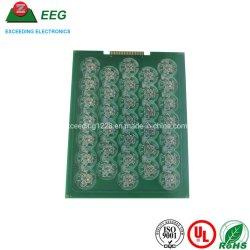Circuito stampato elettronico RoHS 94V0 con maschera a saldare verde/bianco/nero