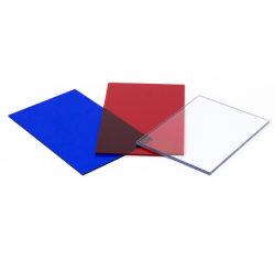 Inquebráveis Material de Construção 6mm sólida de plástico a Folha de policarbonato