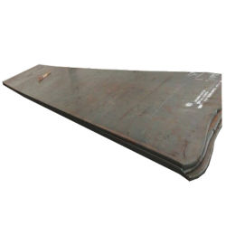 Laaggelegeerd metalen plaat met hoge sterkte A633D-staalprofiel