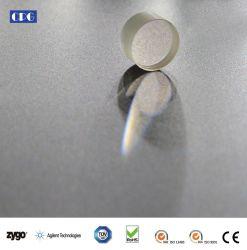 Cementado óptico doblete acromático lente de cristal, revestimiento de Infrarrojo Cercano para instrumento oftálmica