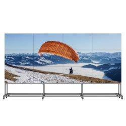 Montaje de pared LED de color completo módulo de visualización interior libre Zoo de pared de vídeo Full HD 1080P de señalización digital 4K de la publicidad de los paneles LCD