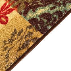 Напечатано ковер, устойчивые к удалению пятен, плесени, плесени. Она используется в кухне и т.д.