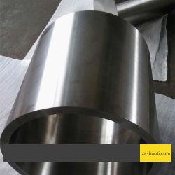 Material de aleación de Titanio, aleación de titanio de gran tamaño de las piezas forjadas de titanio Gr5 Ring
