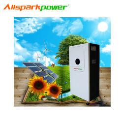 Allsparkpower 5kw/4.8Kwh Accueil hors réseau Système de l'énergie solaire énergie solaire pour la station d'appareils ménagers