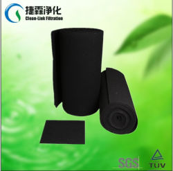 Filtro de carbón activado espuma 10ppp/15ppp/20ppp