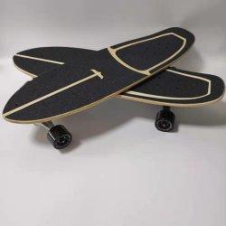 Оптовая торговля Surf Skate CX4 CX7 7с диагональным кордом кленового дерева земли Карвер Surfskate роликовой доске продажи с возможностью горячей замены