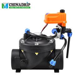 Система орошения воды гидравлический электромагнитный клапан с 12V и 24V Moter внутри
