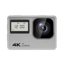 """Amostra grátis HD 720p à prova Digital Capacete Câmera de Vídeo Subaquático 30m 2"""" LCD Desporto Câmara de acção"""