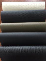 Cuoio sintetico resistente dell'abrasione per i veicoli utilitari resistenti del motociclo della sede del coperchio
