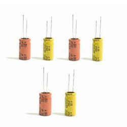 22UF/100V 바이폴라 알루미늄 전해 커패시터