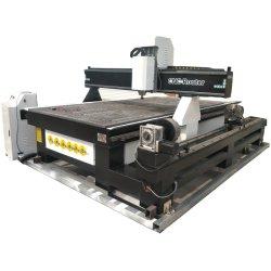 4 Axis/CNC Sale/3D木製CNCの彫版機械のための木製の働くMachine/CNCのルーター機械が付いているCabinet/1325 CNCの木工業機械のための熱いCNCのフライス盤