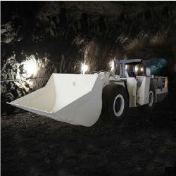 中国高品質トング 1.0m3 ディーゼル坑内用ローダ / スクープトラム / 左ハンドル