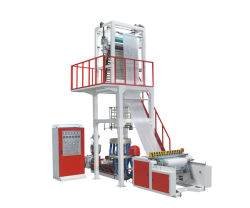 Biodegradierbarer Film-durchbrennenmaschine Chengheng des Plastik100%