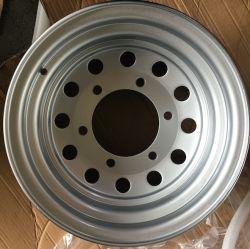 Full Circle Silver Jante de roue en acier 14X7