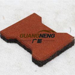 Дренаж Water-Permeable экономичные конского коврики и эластичные стабильной резиновые Pavers