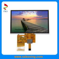 4.3 polegadas (RGB) 480 x 272p TFT LCD exibir tela de toque para Smart Home