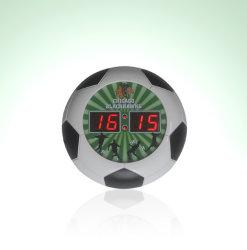Acnoviteit Promotionele Led Digitale Gift Clock, Voetbal/Basketbal Clock Jdl-504