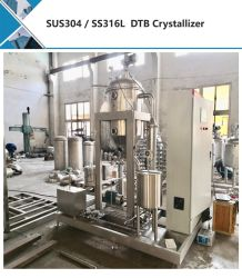 Produktions-mit vielfacher Wirkung Vakuumverdampfung-Kristallisations-Gerät