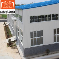 Le design professionnel de la fabrication Cadre en acier de structure métallique/ atelier d'entrepôt