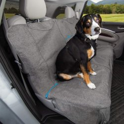 Kundenspezifischer Dog Rücksitz Covers Bench Seat Covers mit Waterproof Function