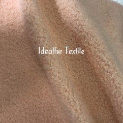 Encaracolado pilha curta de imitação de cordeiros lã /Faux de peles de ovinos
