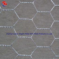 亜鉛メッキ六角形鉄ワイヤメッシュネット
