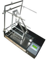Tester di infiammabilità di sicurezza del giocattolo En71-2 per la prova di sicurezza del giocattolo