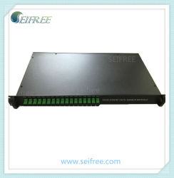 16CH DWDM C26 Demux au 1u sc APC 19 pour montage en rack CATV System