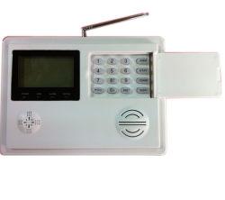 99 zones sans fil, 4 zones d'alarme sans fil GSM filaire