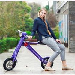 E Rocket Lithium pliable Mini vélo électrique avec 250W