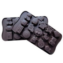 قالب قالب سليكوون شوكولاطة قالب [بكينغ بن]