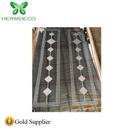 Ss201 304 Top Sale geëtste Spiegel Goud metalen plaatstaal Voor Decoratie van de hefdeur