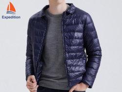 La moda Ultra Light Down Jacket, Casual Jacket Chaqueta de invierno y ropa deportiva, prendas de vestir, ropa y ropa calentada por el cargador con el mantenimiento de la tecnología caliente