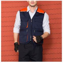 Trabalho personalizado trabalho tático Colete ferramentas colete de vestuário de trabalho e uniformes que colete
