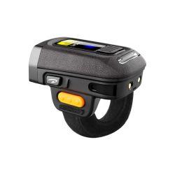 Barcode Scanner Mobile Device boîtier en plastique avec anneau portable