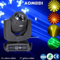 230W 7r Sharpy перемещение светового пучка Колошения концерт DJ освещения