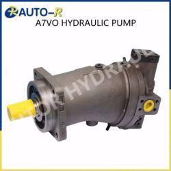 Rexroth A7vo80 Serien-axiale hydraulische Kolbenpumpe für Exkavator