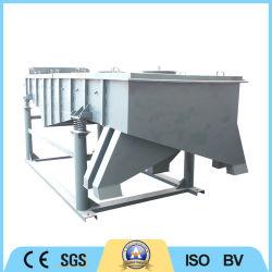 Diamante de alta eficiência aço inoxidável ou aço carbono do agitador da peneira Linear