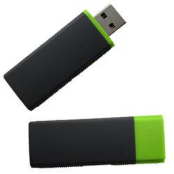 Faites glisser le lecteur Flash USB promotionnel lecteur Flash USB pivotant