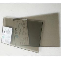 4mm 5mm 6mm 8mm 10mm 12mm 유로 브론즈 라이트 브라운 샘플(C-GT)용 플로트 유리