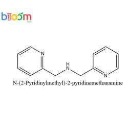 Réactif chimique Bloom Tech N- (2--2-Pyridinemethanamine Pyridinylmethyl) CAS 1539-42-0